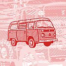 Red Bay Campervan Dub-U (please see description) by Ra12