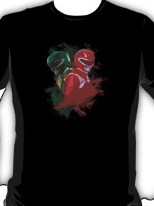 Tommy & Jason MMPR T-Shirt