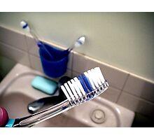 Oral Hygiene Photographic Print