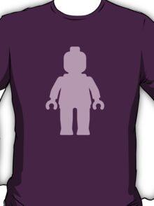 Minifig [Light Pink] T-Shirt