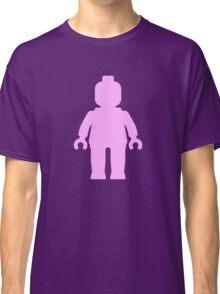 Minifig [Light Pink] Classic T-Shirt