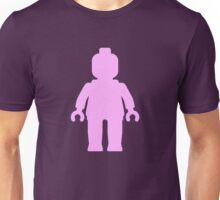 Minifig [Light Pink] Unisex T-Shirt