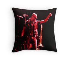 Trombone Shorty Throw Pillow