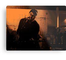 Guthrie Metal Print