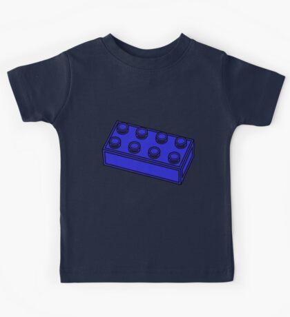 2 x 4 Brick Kids Tee