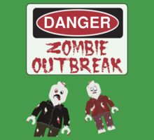 DANGER ZOMBIE OUTBREAK by ChilleeW