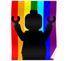 Minifig Pride Poster