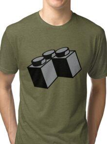 2 x 2 Brick Corner Tri-blend T-Shirt
