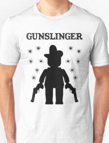 GUNSLINGER, by Customize My Minifig Unisex T-Shirt