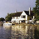 The Ferry Inn by Tom Clark