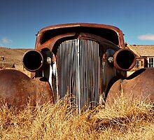 Rustic Car by Karin  Hildebrand Lau