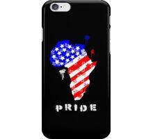 African American Pride iPhone Case/Skin