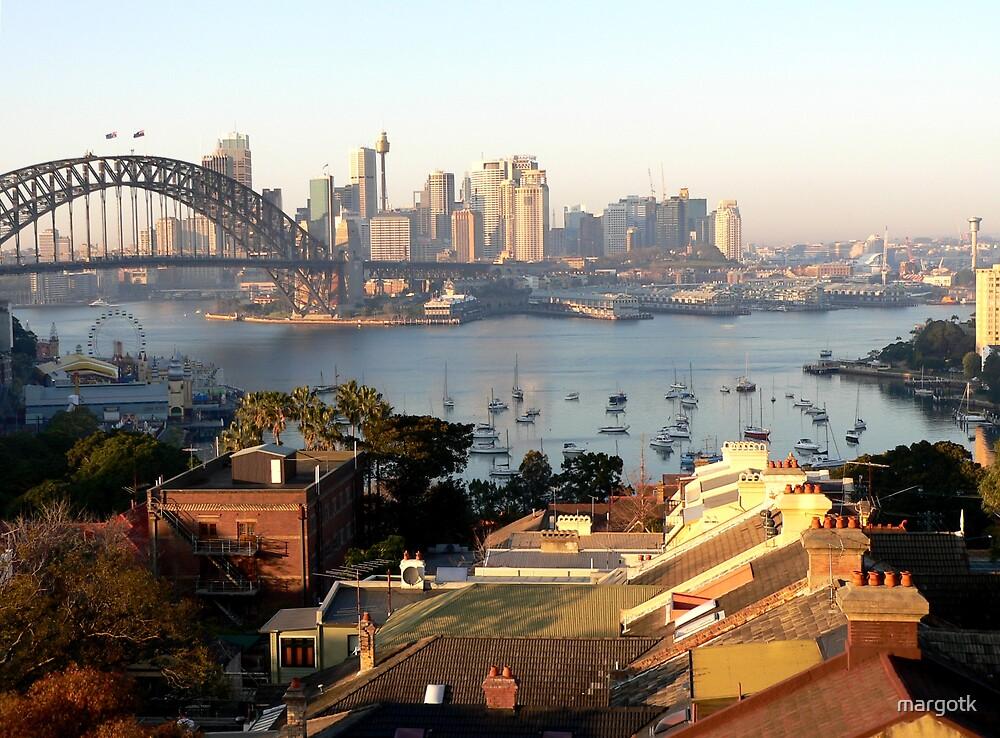 Sydney at Dawn by margotk