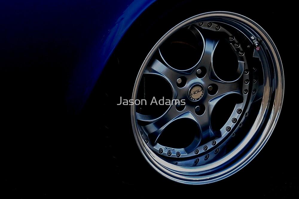No Longer Tyred by Jason Adams
