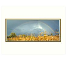 FULL RAINBOW Art Print