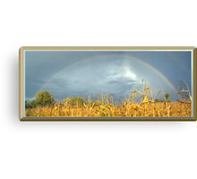 FULL RAINBOW Canvas Print