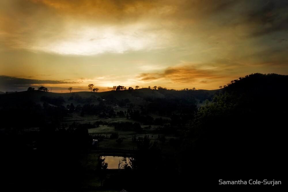 Serene by Samantha Cole-Surjan