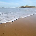 Fistral beach, Newquay, Cornwall. by britishphotos