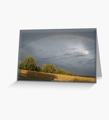 For Rainbow Lovers Greeting Card