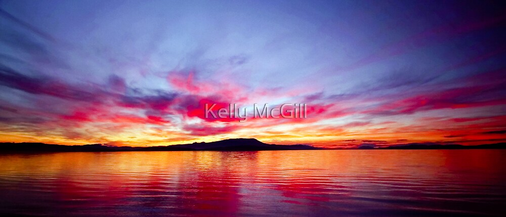 South Arm  by Kelly McGill
