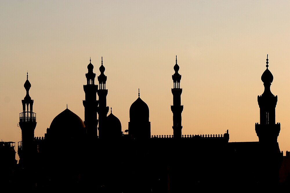 Cairo at Dusk by marycarr