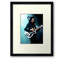 PJ Harvey Framed Print