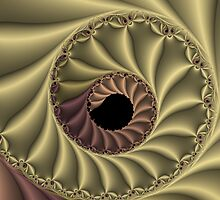 Antique satin spiral by pelmof
