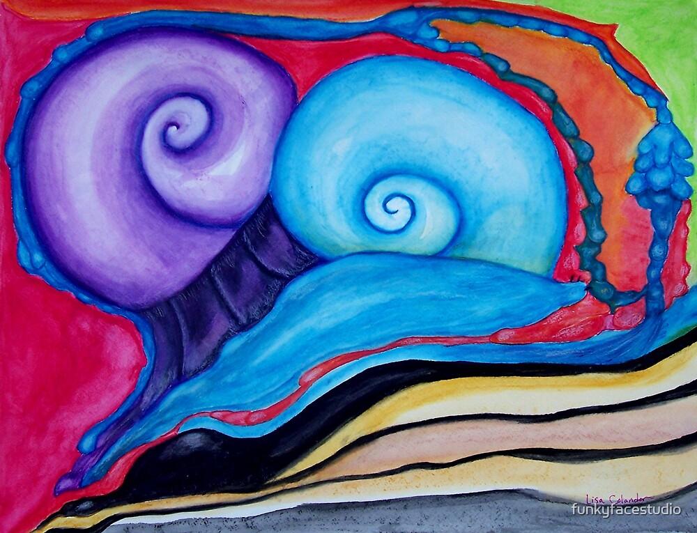 Globs of love by funkyfacestudio