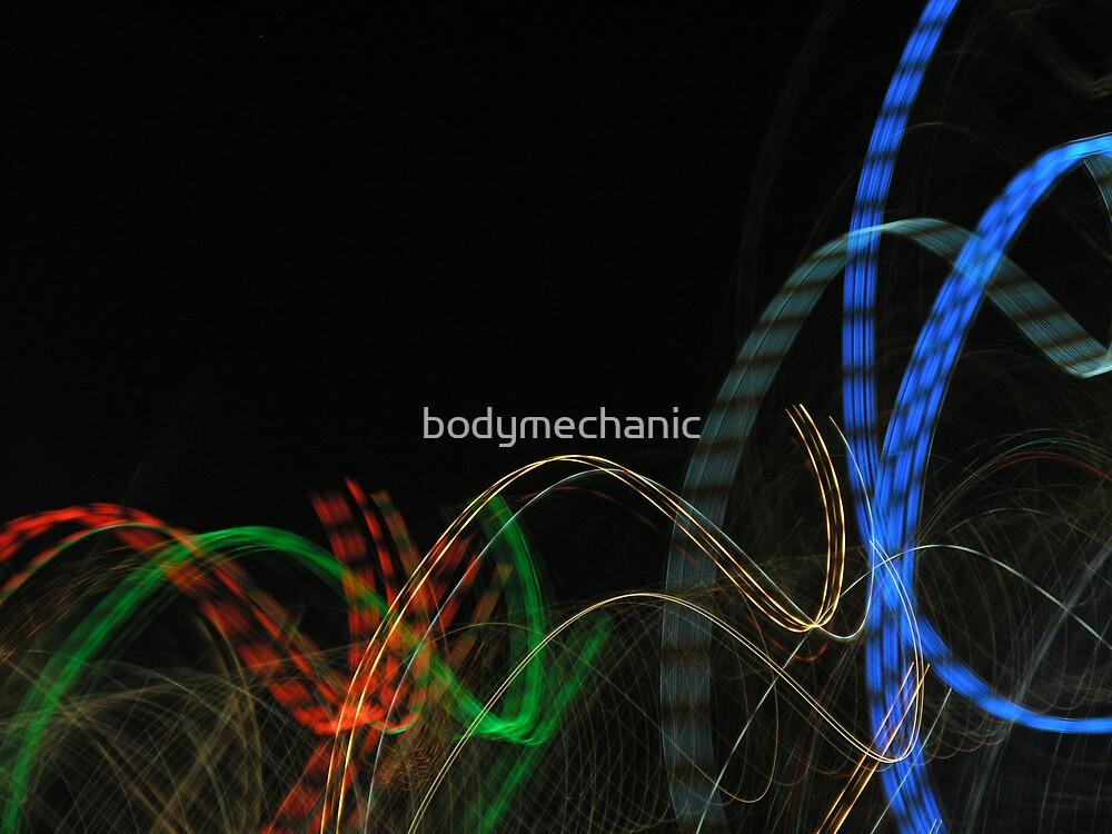 ribbon dance by bodymechanic