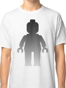 Minifig [Large Silver] Classic T-Shirt