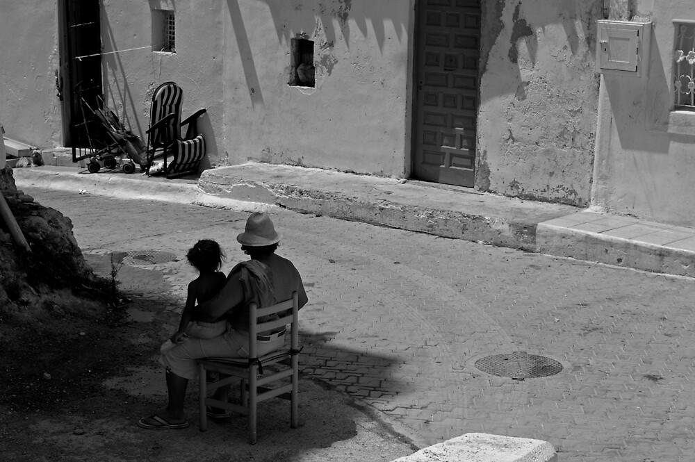 Ibiza, Spain by Piotr Jaskiewicz