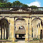 Roman Bath House Aix-Les-Bains by Malcolm Chant