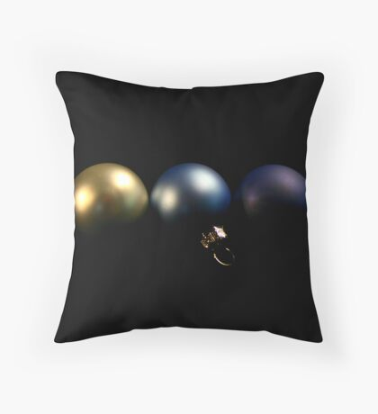 It's beginning to look a lot like..... Throw Pillow
