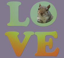love squirrel Kids Clothes