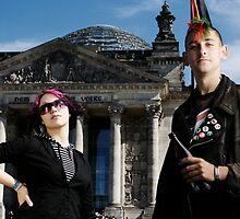 Bundestag by grayscaleberlin