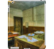 Antique Office iPad Case/Skin