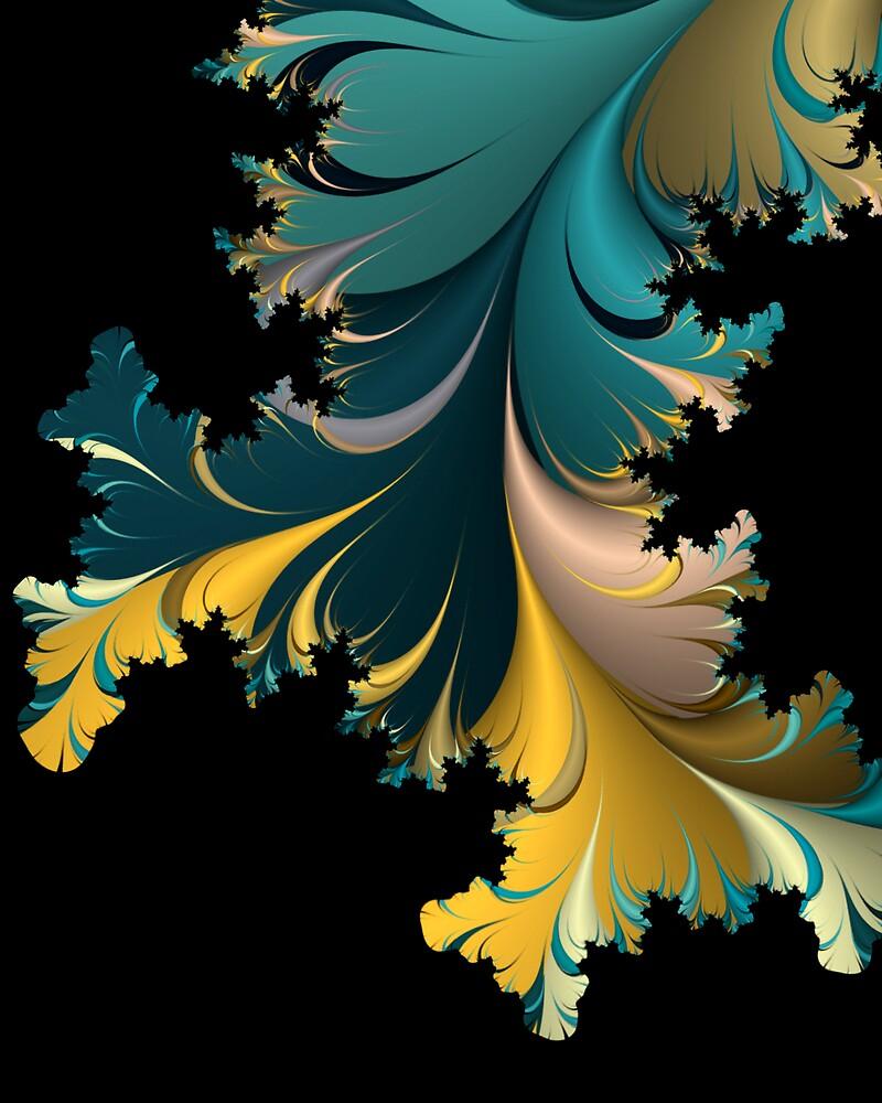 Thorny fern by pelmof
