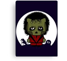 Hello Thriller Canvas Print