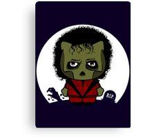Hello Thriller Canvas Print