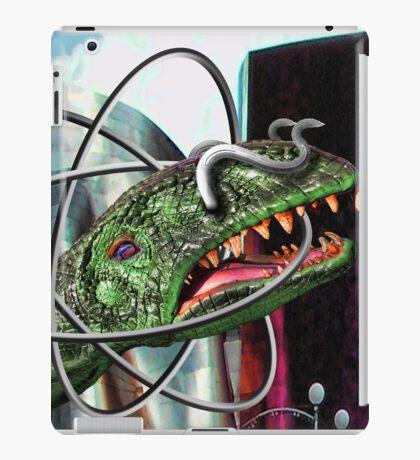 Atom Horn iPad Case/Skin