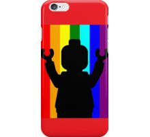 Minifig Pride iPhone Case/Skin