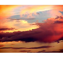 Soft Sky Photographic Print