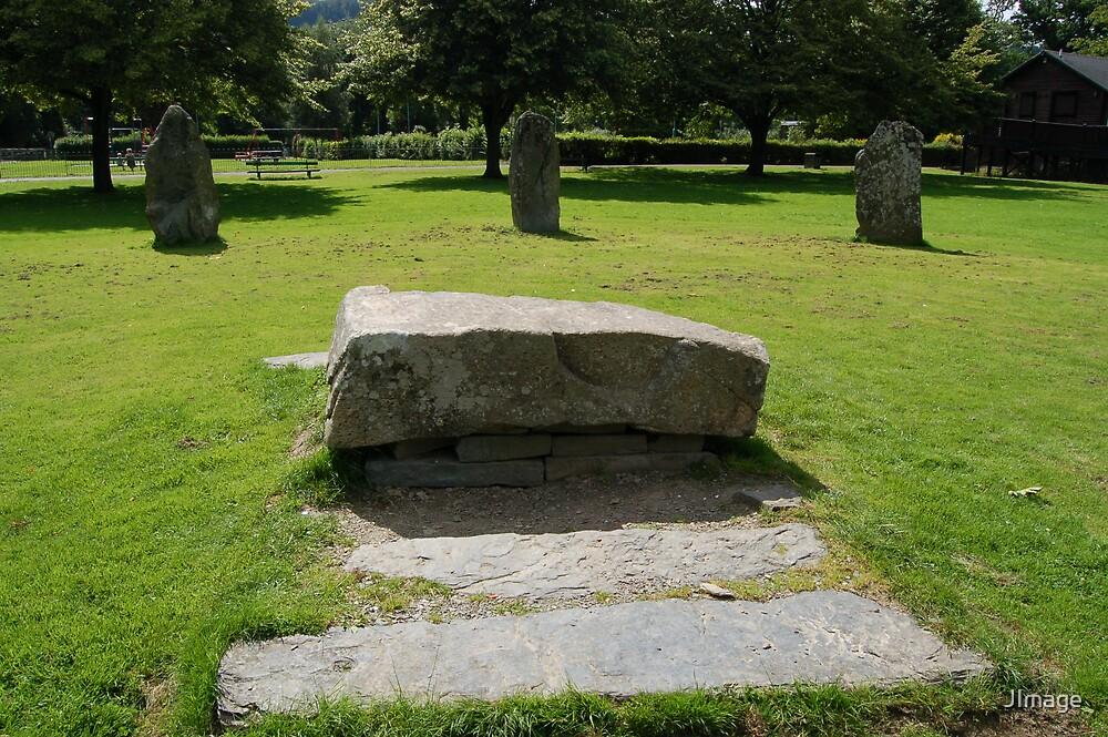 Stone Circle by JImage