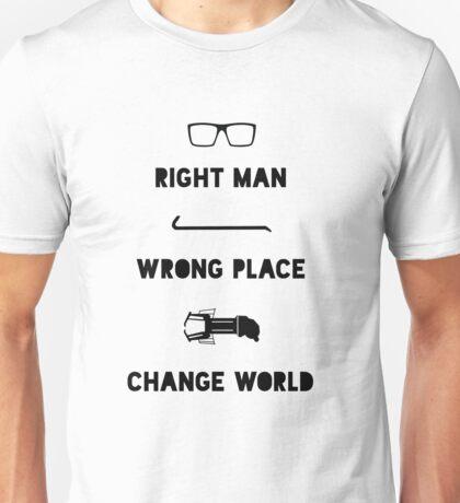 The Half Life Unisex T-Shirt