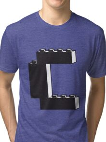 THE LETTER C Tri-blend T-Shirt