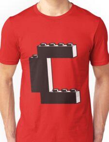 THE LETTER C Unisex T-Shirt