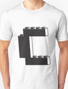 THE LETTER C T-Shirt