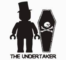 THE UNDERTAKER, by Customize My Minifig by Customize My Minifig
