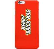 MERRY 'BRICK'MAS iPhone Case/Skin