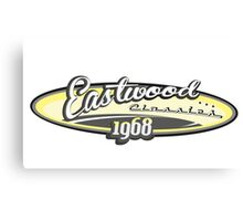 Eastwood Classic Traditional Logo Canvas Print